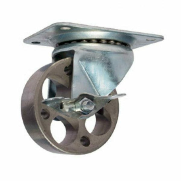2 Inch Faultless 100 Series Swivel Caster - (108-2RSB)