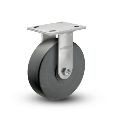 6 Inch Albion 110 Contender Kingpinless Rigid Caster - (110NX06228R)