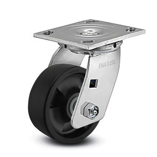 4 Inch Faultless 1400 Series Swivel Caster - (1465-4x2)