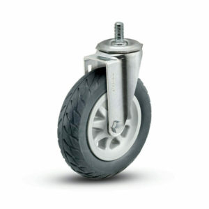 6 Inch Shepherd Institutional Swivel Caster - (PGS60748ZN-NOM21(KG))