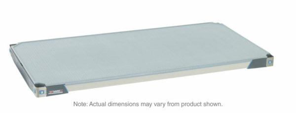"MetroMax i Polymer Shelf with Solid Mat, 18"" x 60"" (0-41105-65564-1)"