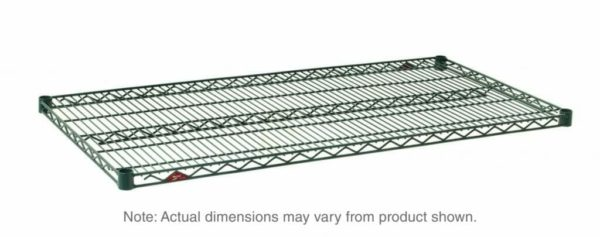 "Super Erecta Wire Shelf, Metroseal 3 Epoxy, 21"" x 48"" (0-41105-32882-8)"