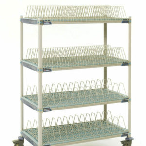 "MetroMax i Mobile Drying Rack, 26"" x 50"" x 68"" (0-41105-86467-8)"